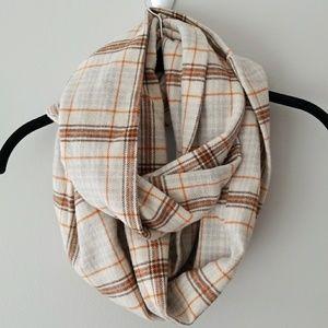 EUC infinity scarf